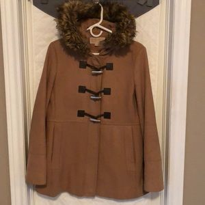 MK winter coat